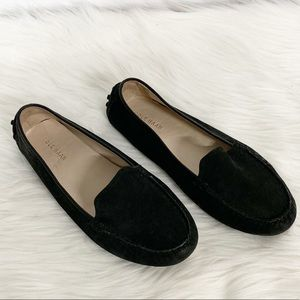 Cole Haan | Black Leather Slip-on Loafers SZ 7.5